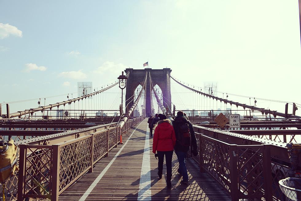 マンハッタン・ブリッジ(Manhattan Bridge)
