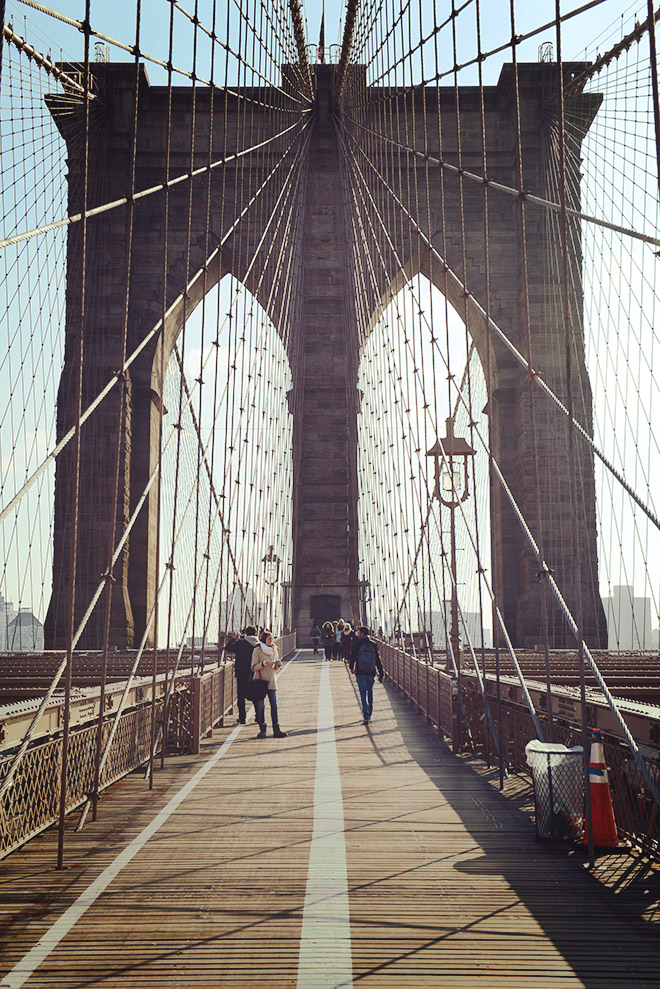 ブルックリン・ブリッジ