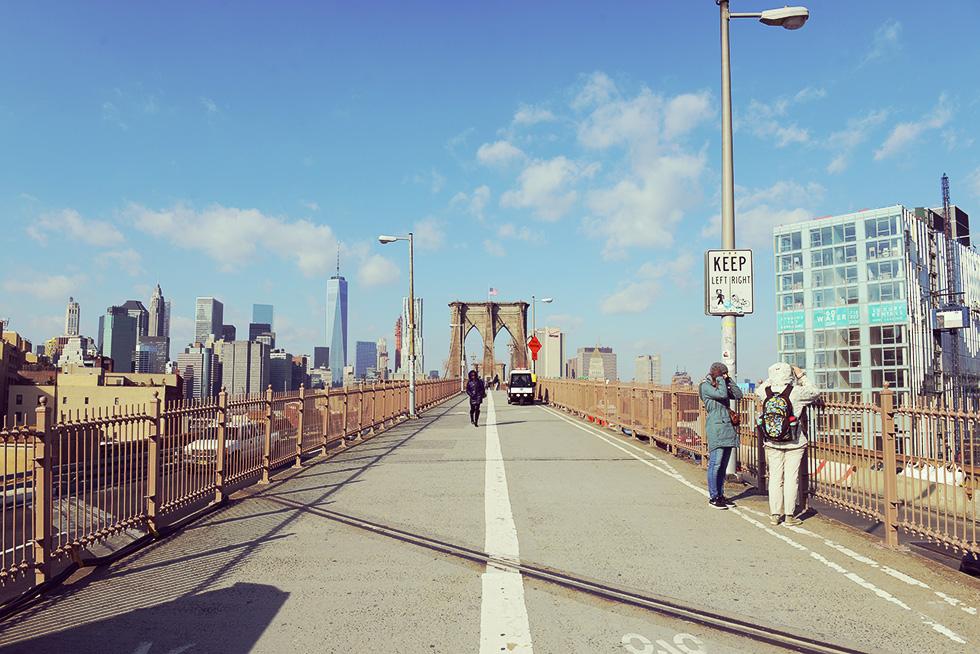 ブルックリン・ブリッジの終点
