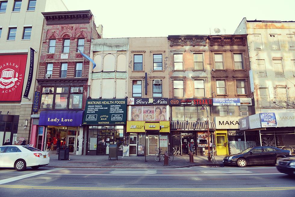 ハーレム125thストリート