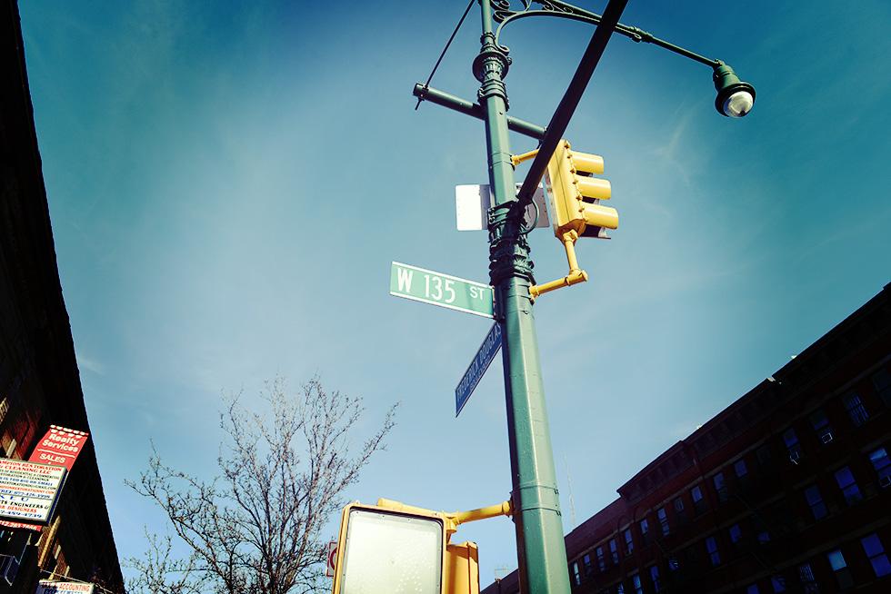 ハーレム135ストリート