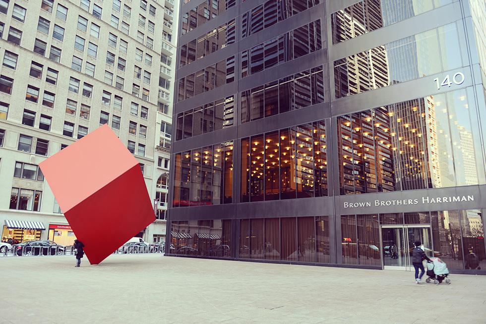 レッド・キューブ(Red Cube)