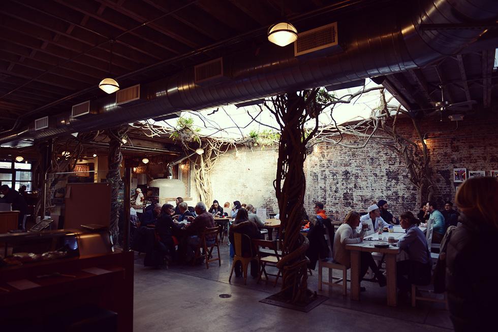 GANSEVOORT MARKET(ガンズブール・マーケット)のレストラン