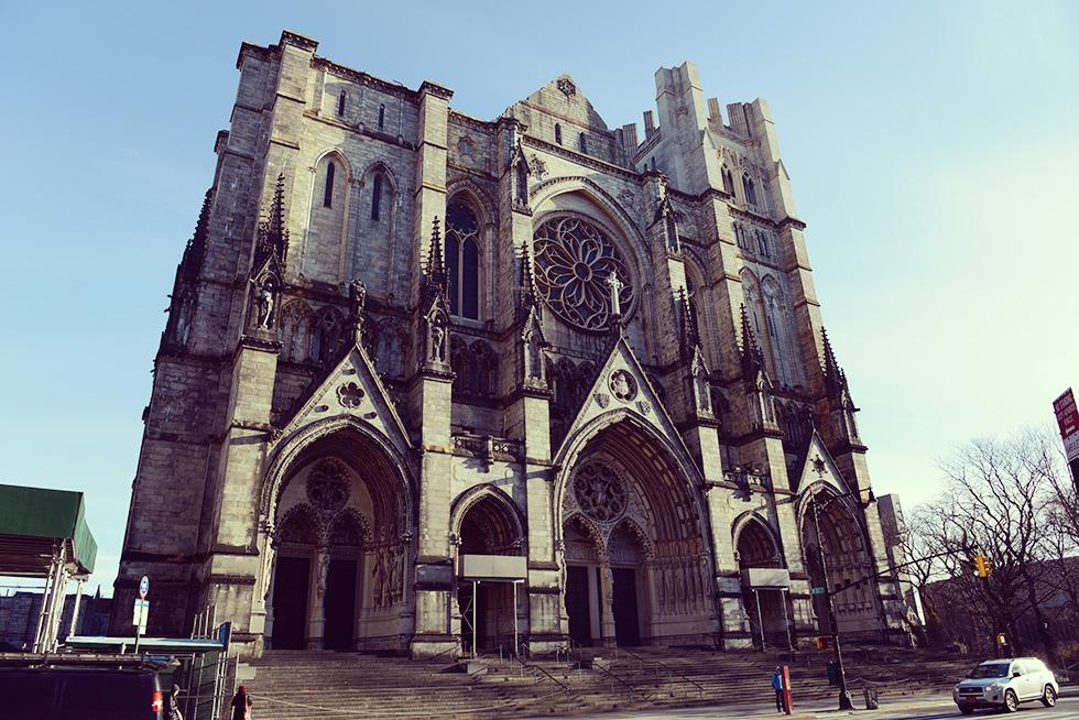 セント・ジョン・ザ・ディバイン大聖堂