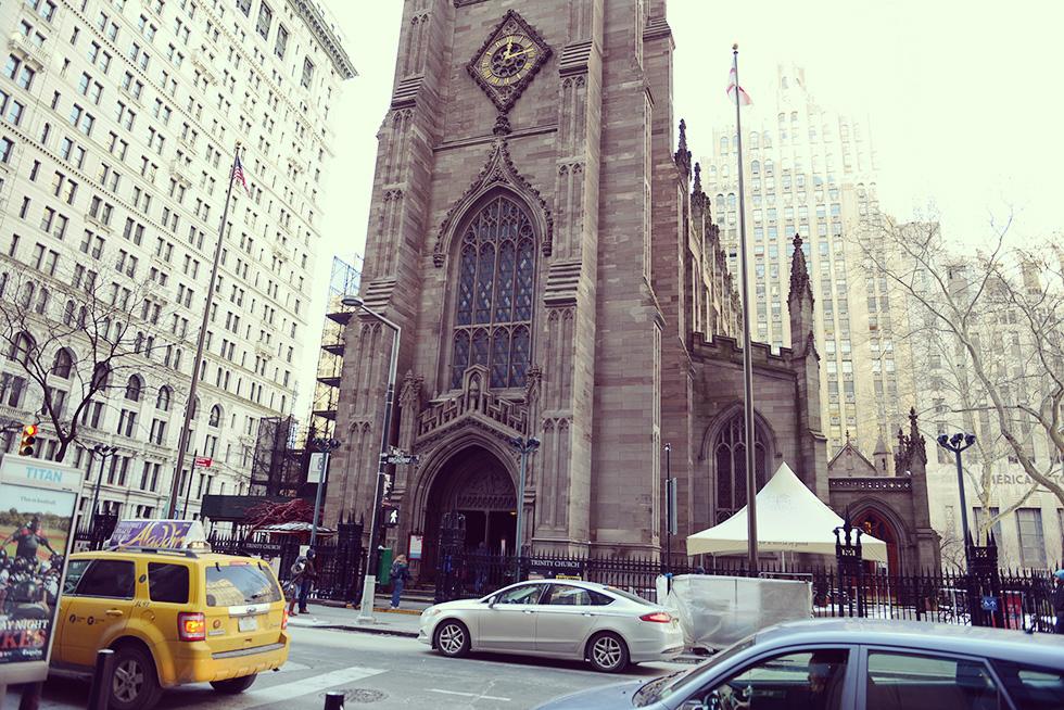 トリニティ教会(Trinity Church)