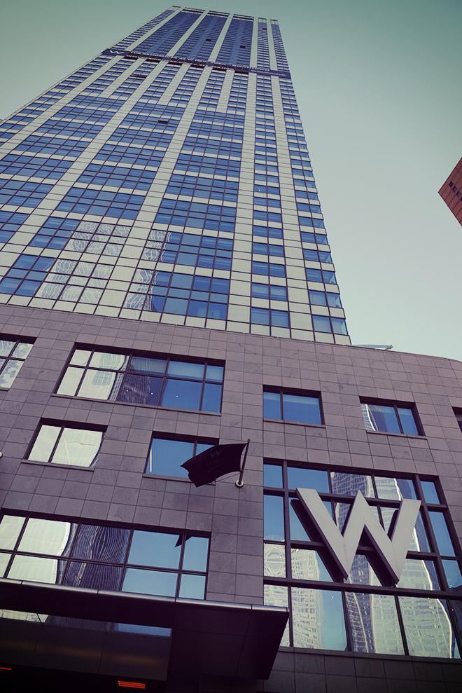 W ニューヨーク ダウンタウン ホテル