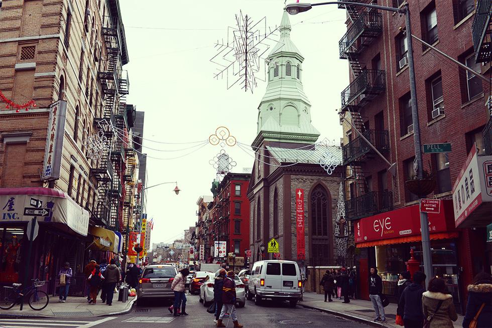 チャイナタウン(Chinatown)