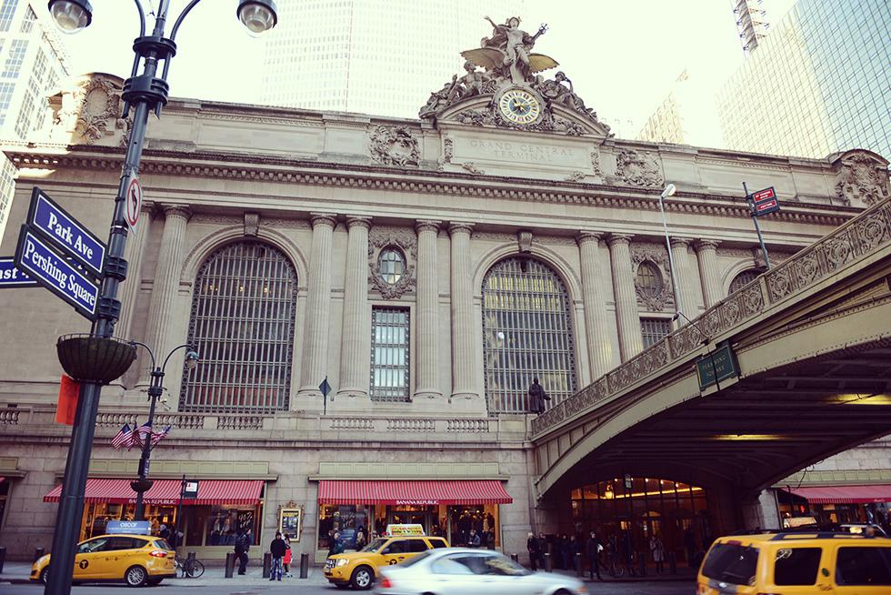 グランド・セントラル・ターミナル(Grand Central Terminal)