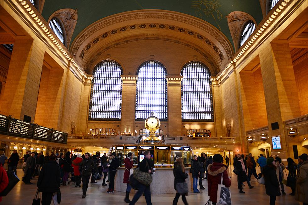 グランド・セントラル駅(Grand Central Station)