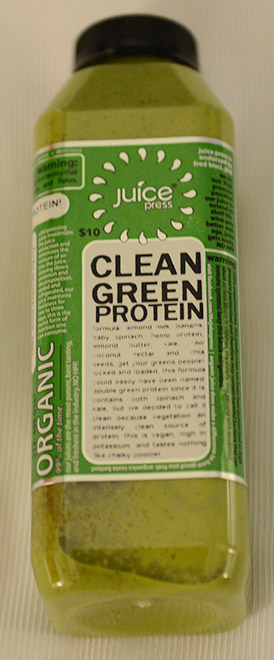 CLEAN GREEN PROTEIN