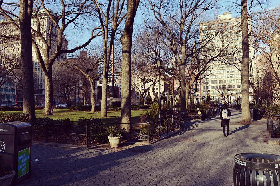 ユニオン・スクエア・パーク(Union Square Park)