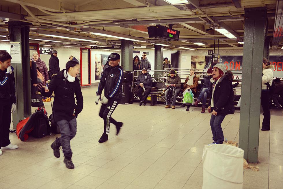 ストリートダンス
