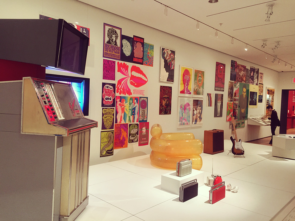 MoMA2階