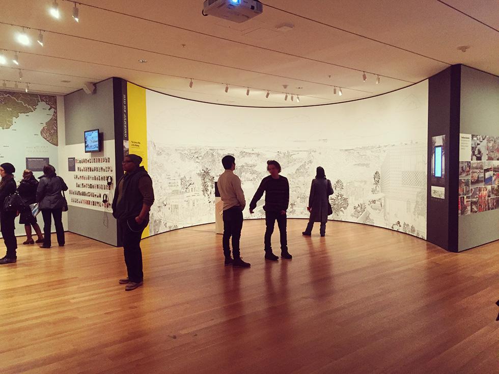 MoMA3階