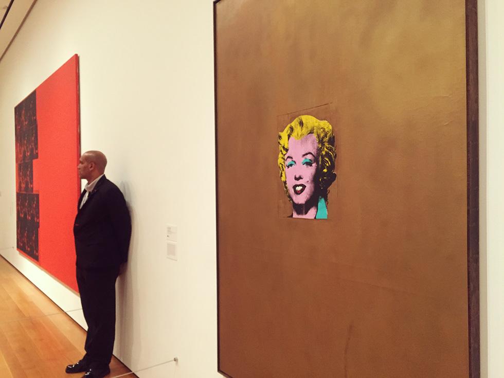 MoMAのモナリザ