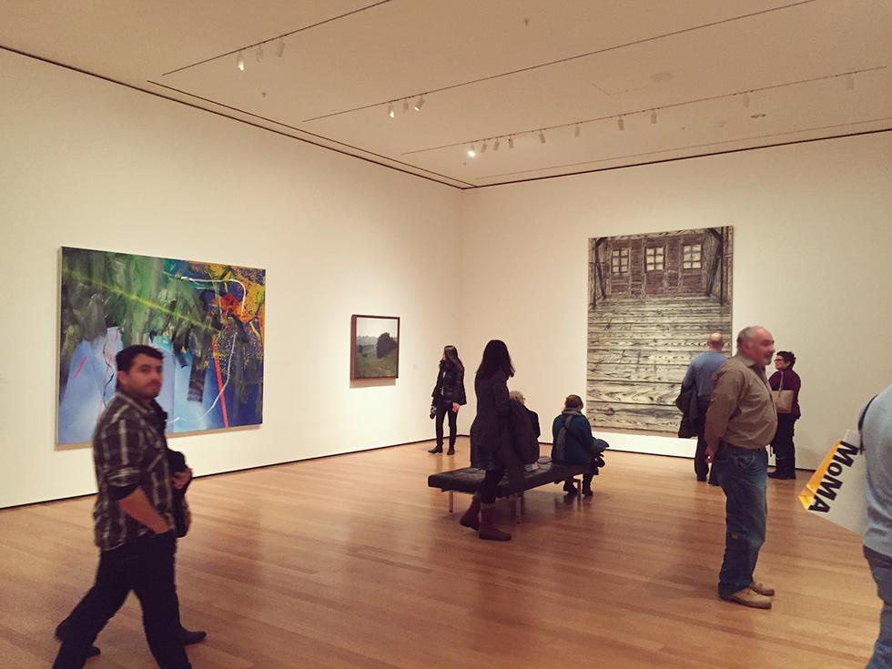 MoMA(ニューヨーク近代美術館)の4階