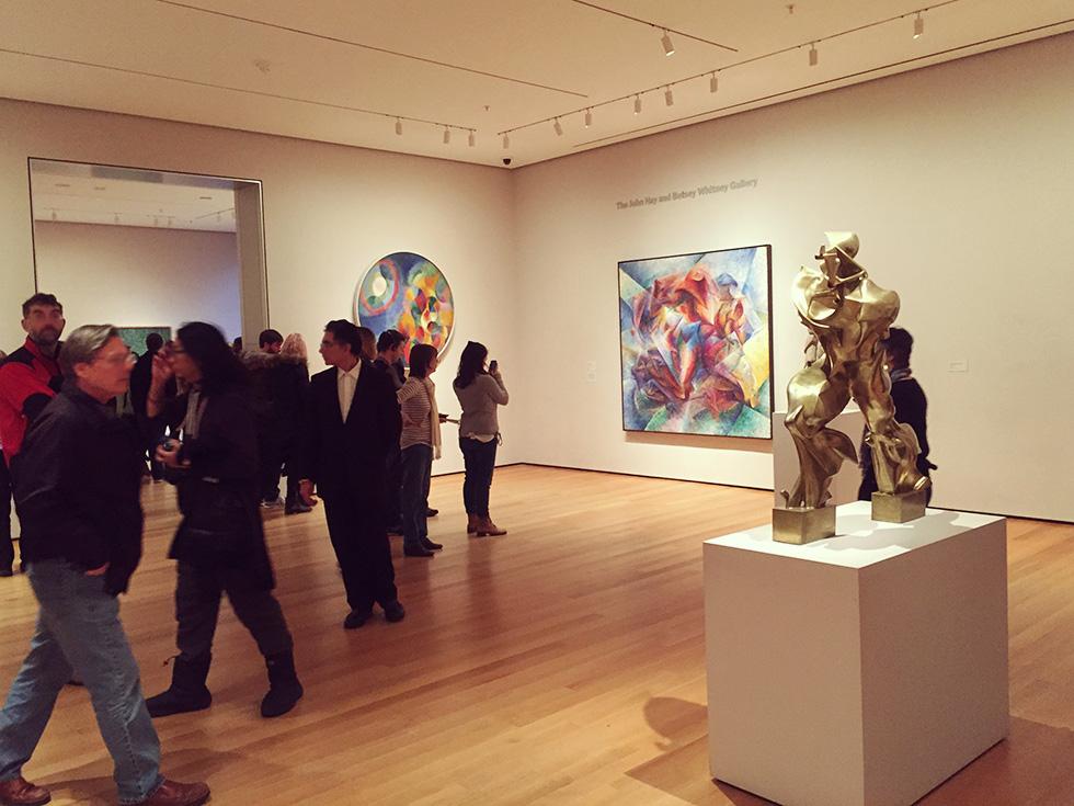 MoMA(ニューヨーク近代美術館)5階