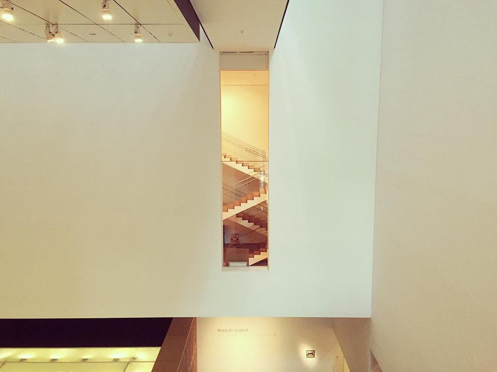 MoMA館内