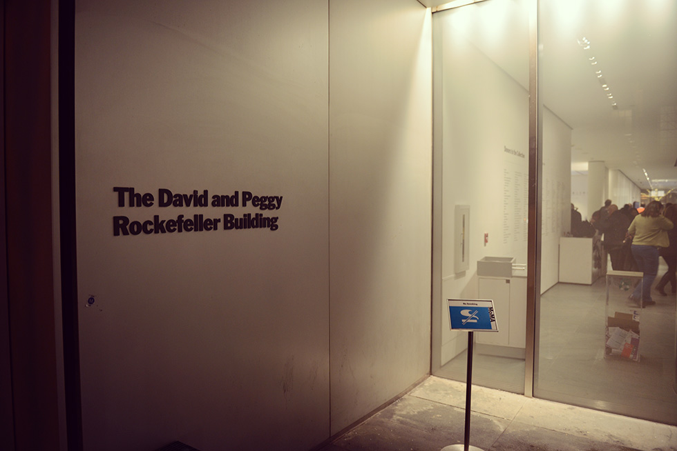 The David and Peggy Rockefeller Building