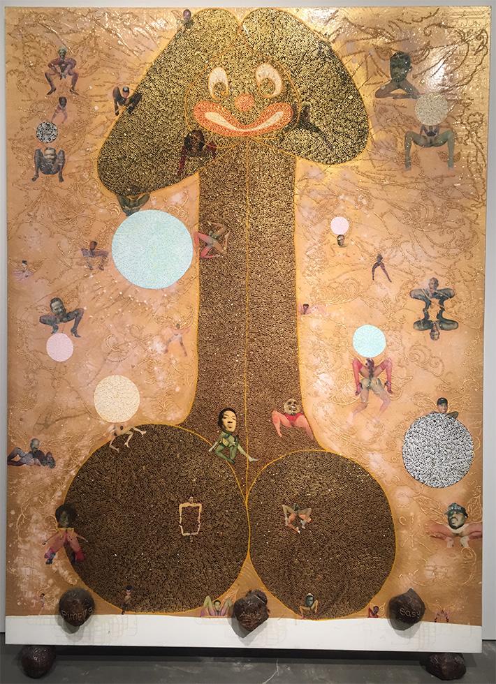 CHRIS OFILI(クリス・オファイリ)の作品