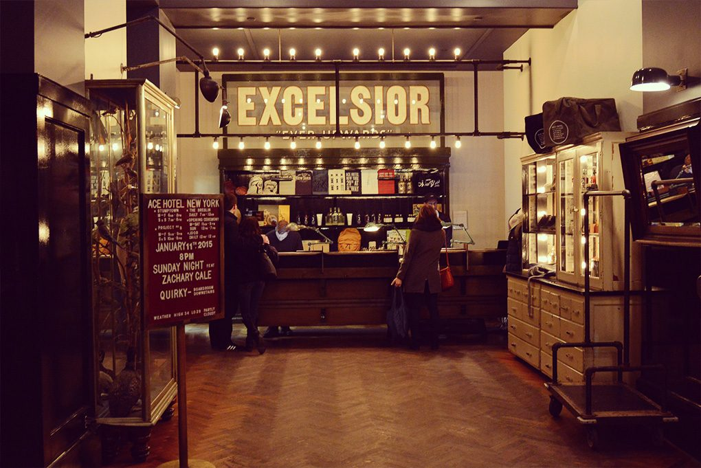 Ace Hotel New York Barber