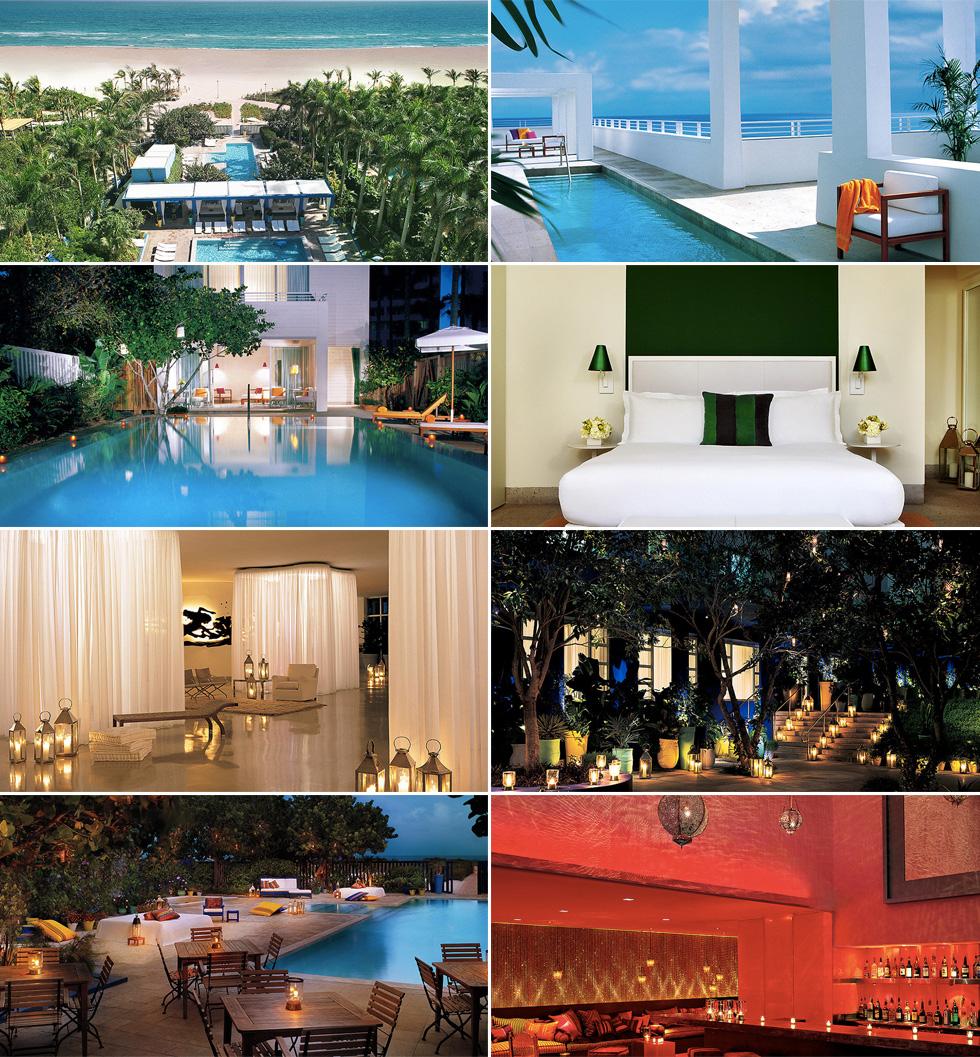ザ ショアクラブ サウスビーチ(Shore Club South Beach Hotel)