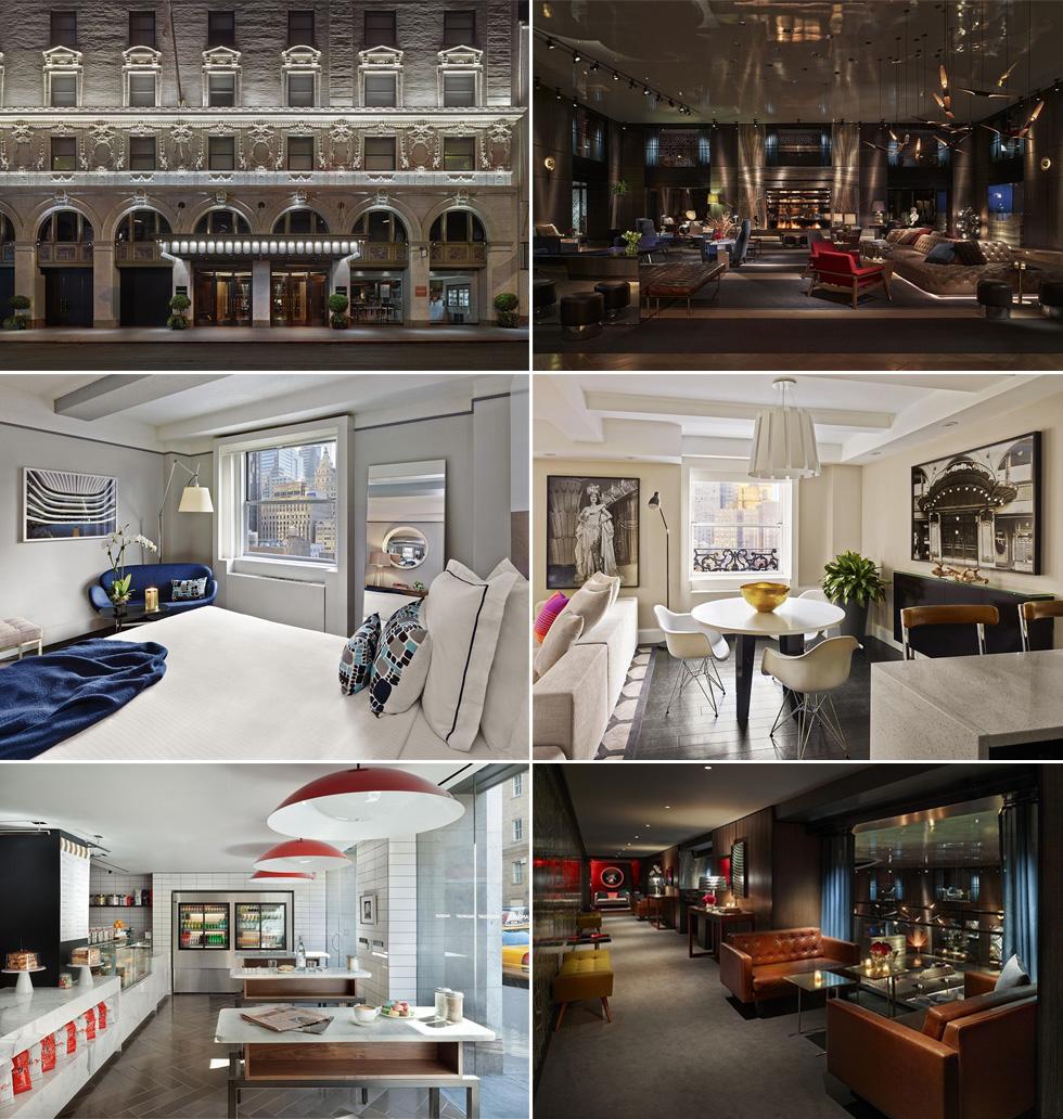 パラマウントホテル(Paramount Hotel)