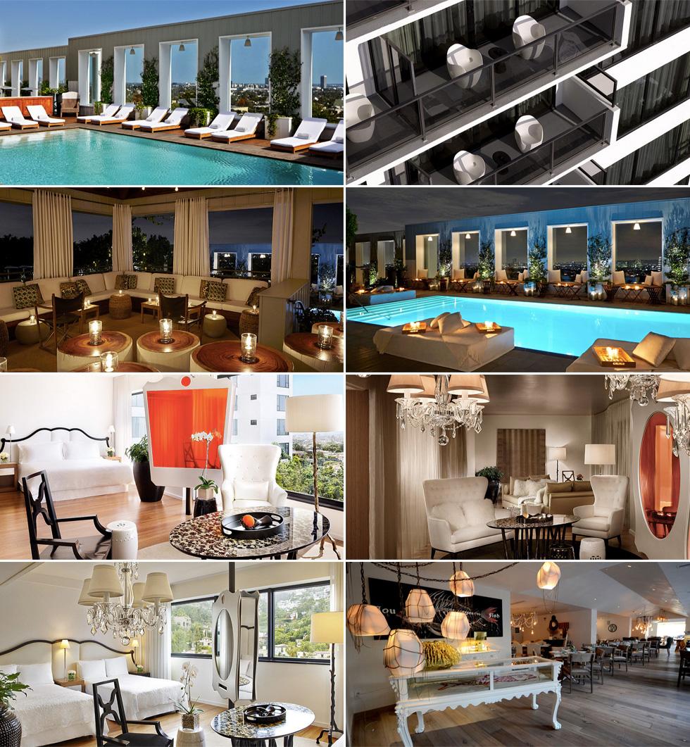 モンドリアンホテル(Mondrian Hotel)