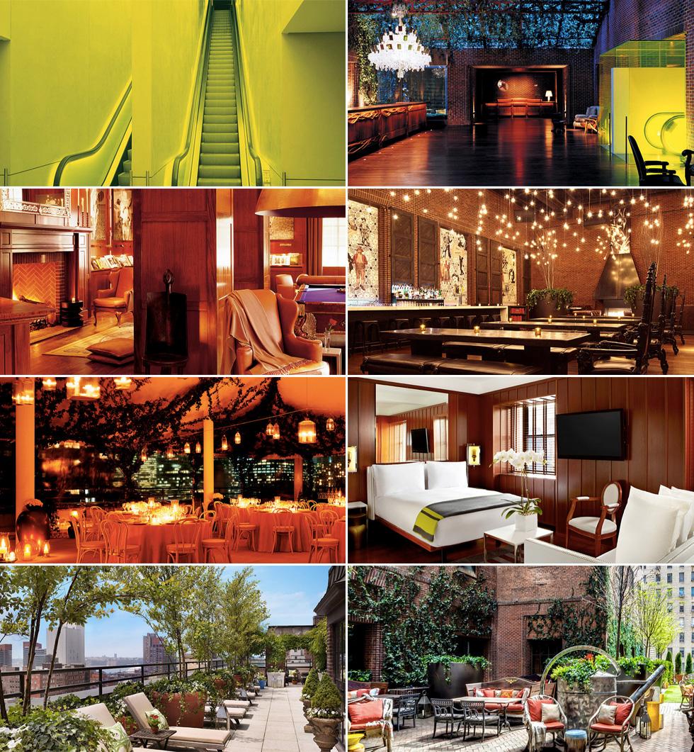 ハドソンホテル(Hudson Hotel)
