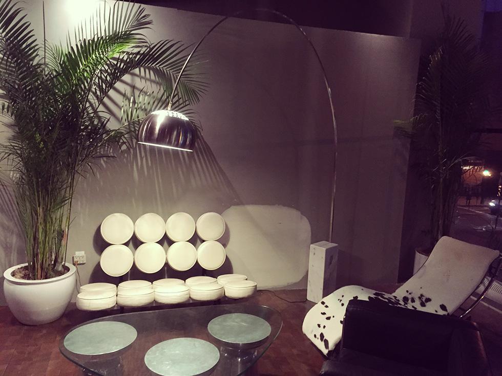 District Mの家具