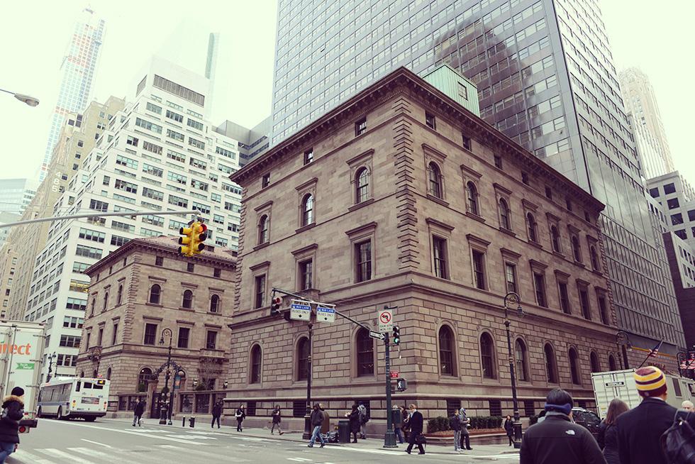 The New York Palace(ザ ニューヨーク パレス ホテル)