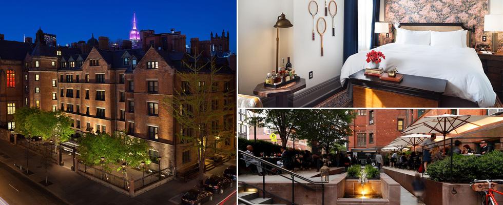 The High Line Hotel(ザ ハイ ライン ホテル)