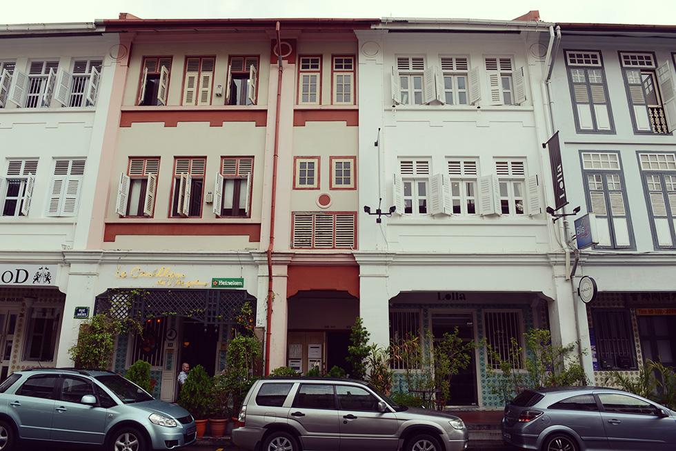 プラナカン建築