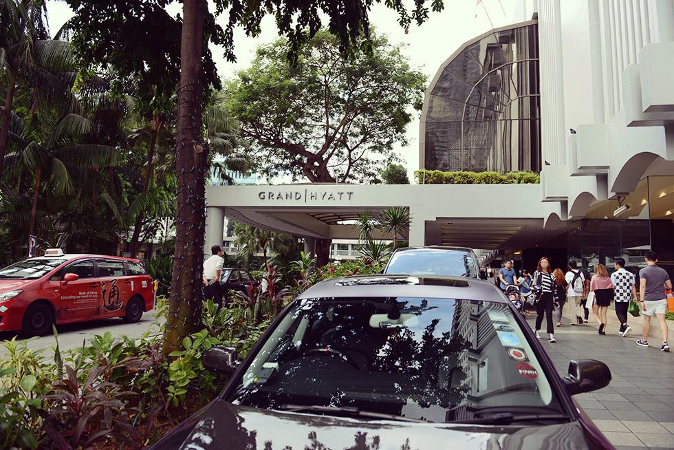 グランド ハイアット シンガポール(Grand Hyatt Singapore)