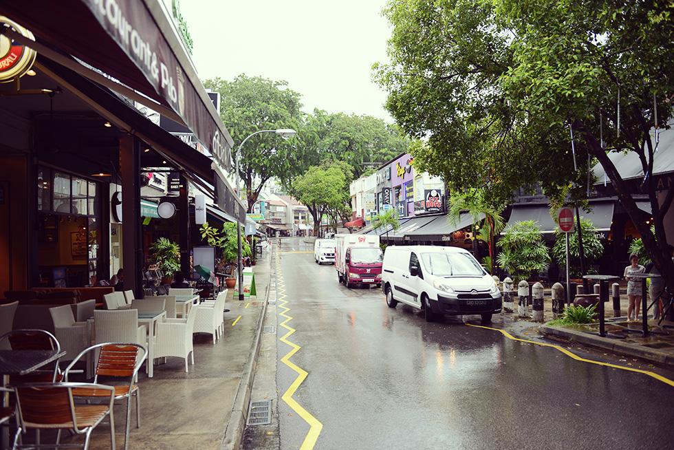 ホランド・ビレッジ(Holland Village)