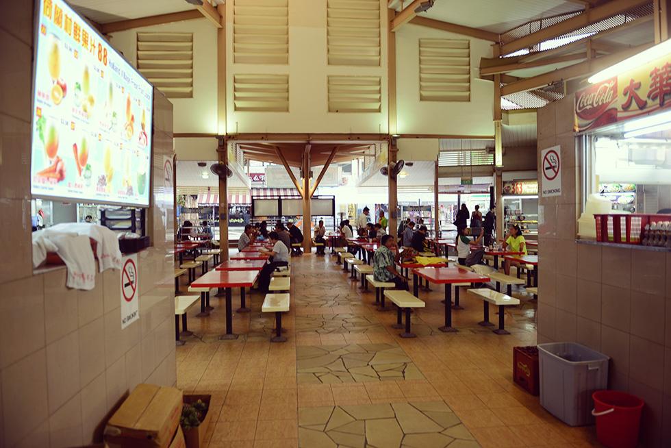 ホランド・ビレッジ・マーケット&フードセンター(Holland Village Market & food Centre)