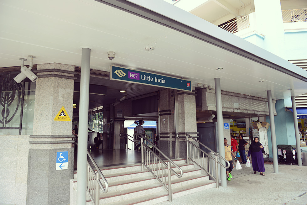 リトル・インディア駅