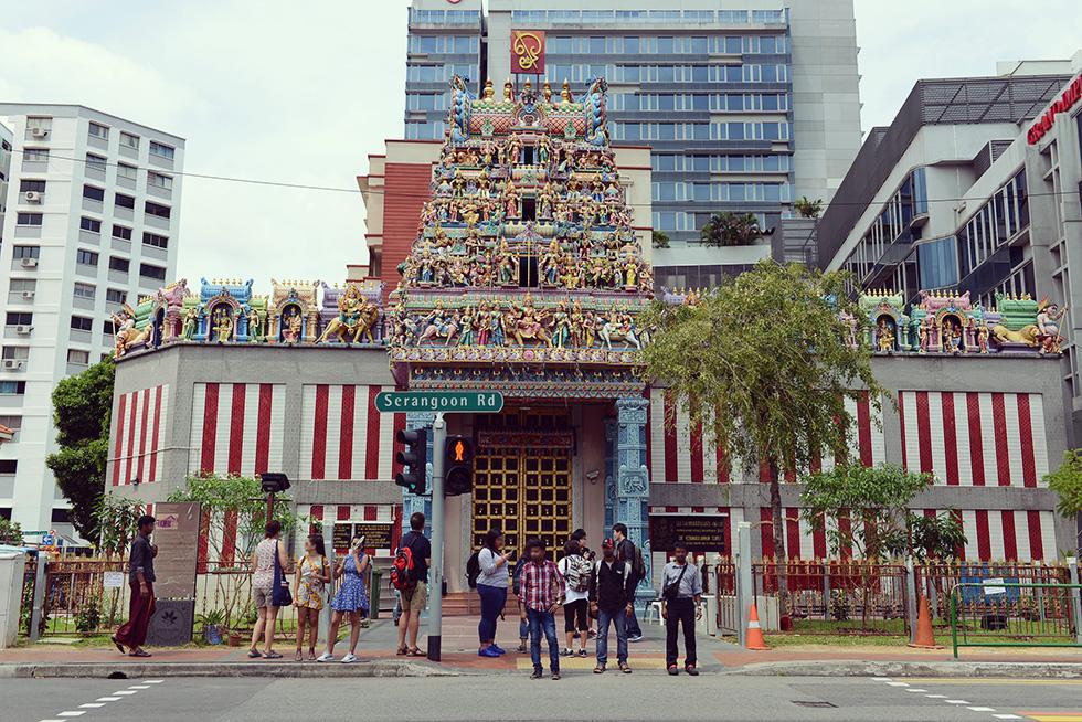 スリ・ヴィラマカリアマン寺院(Sri Veeramakaliamman Temple)