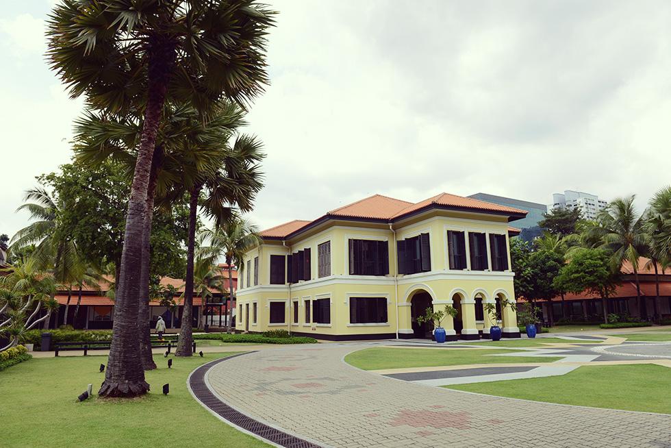 マレー・ヘリテージ・センター(Malay Heritage Centre)