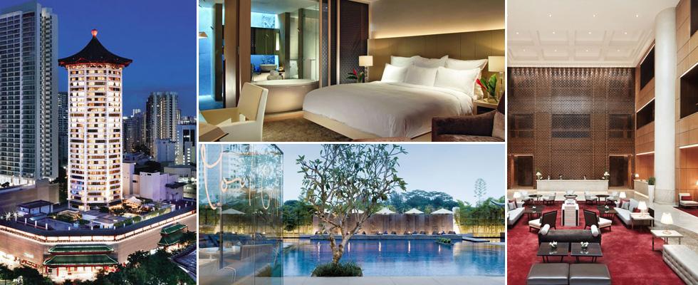シンガポール マリオット タング プラザ ホテル(Singapore Marriott Tang Plaza Hotel)