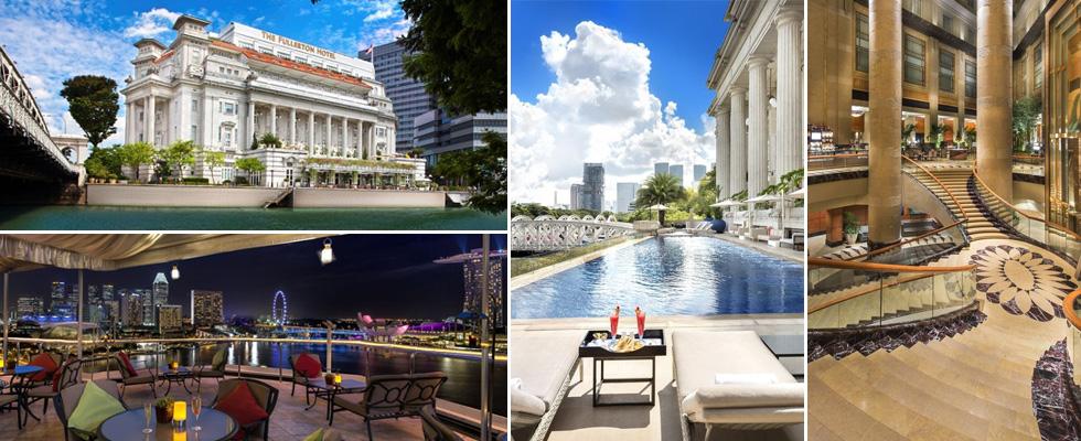 ザ フラトン ホテル シンガポール(The Fullerton Hotel Singapore)