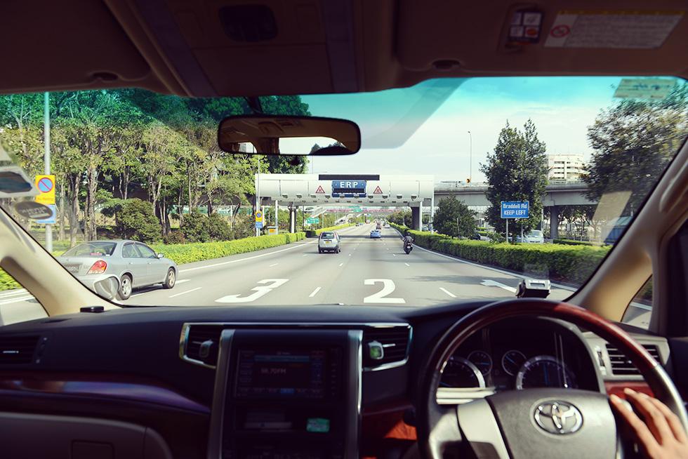 車でシンガポールからジョホール・バルへ