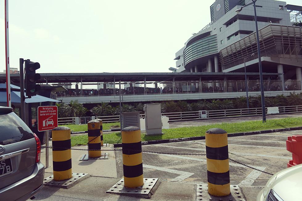 Woodlands Checkpoint(ウッドランズ・チェックポイント)